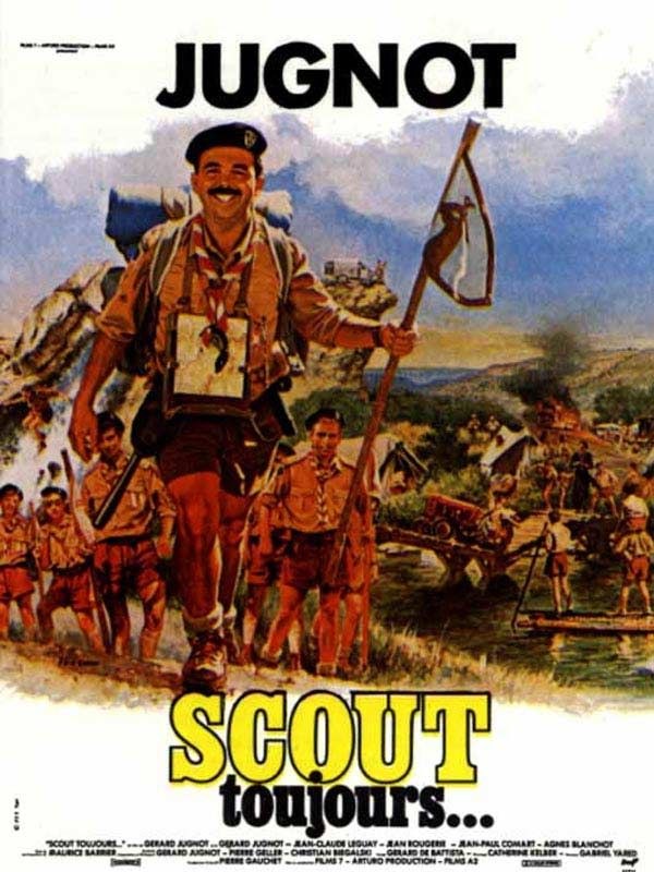 Scout Toujours 1985 FRENCH DVD5 MPEG2-PiCKLES