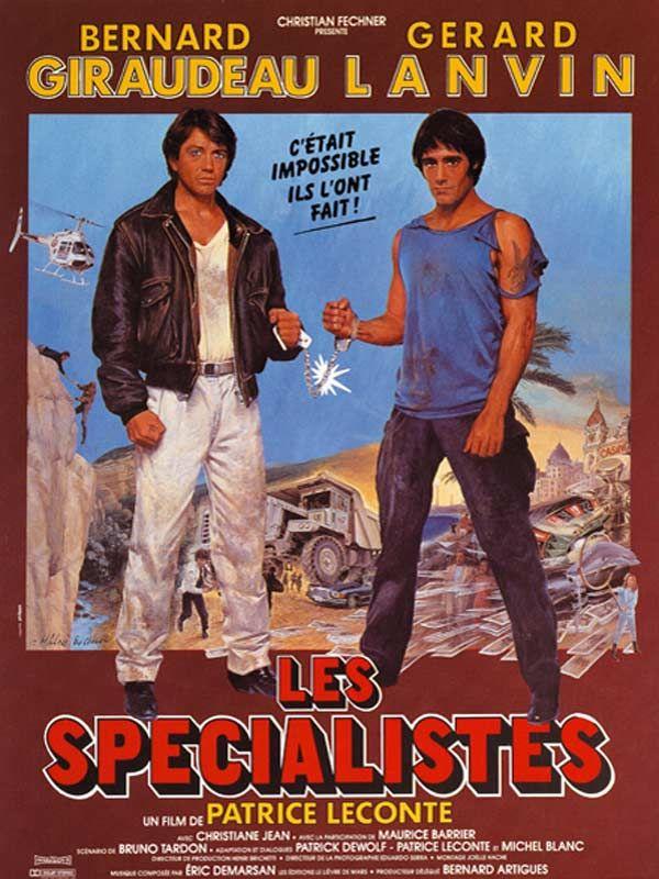 Les Spécialistes 1985  HDLight 1080p avc ac3
