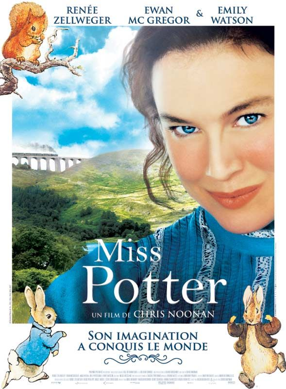 Miss Potter (2006) Multi DVD MPEG2 AC3 No Tag MKV
