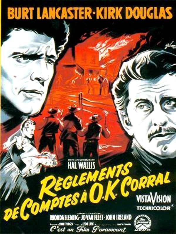 Reglement de Comptes a OK Corral 1957 Full BluRay Multi True French ISO BDR25 MPEG-4 AVC DTS-HD Master FreexOptique