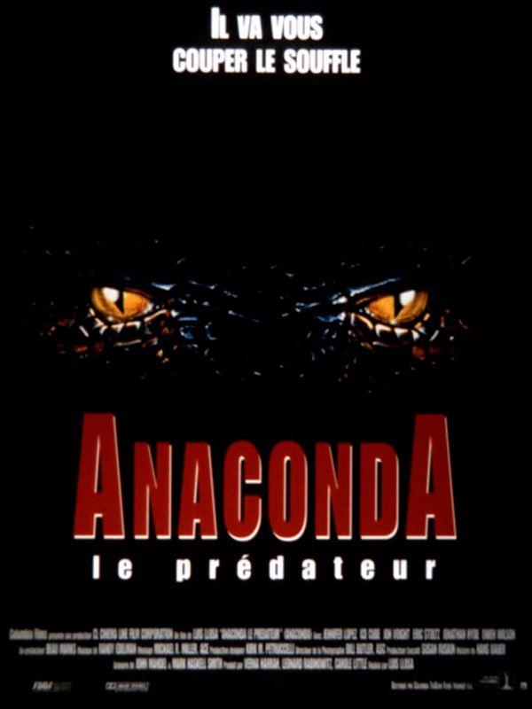 Anaconda le prédateur 1997 French HDTV 1080p ac3 h264 mp4 Volta