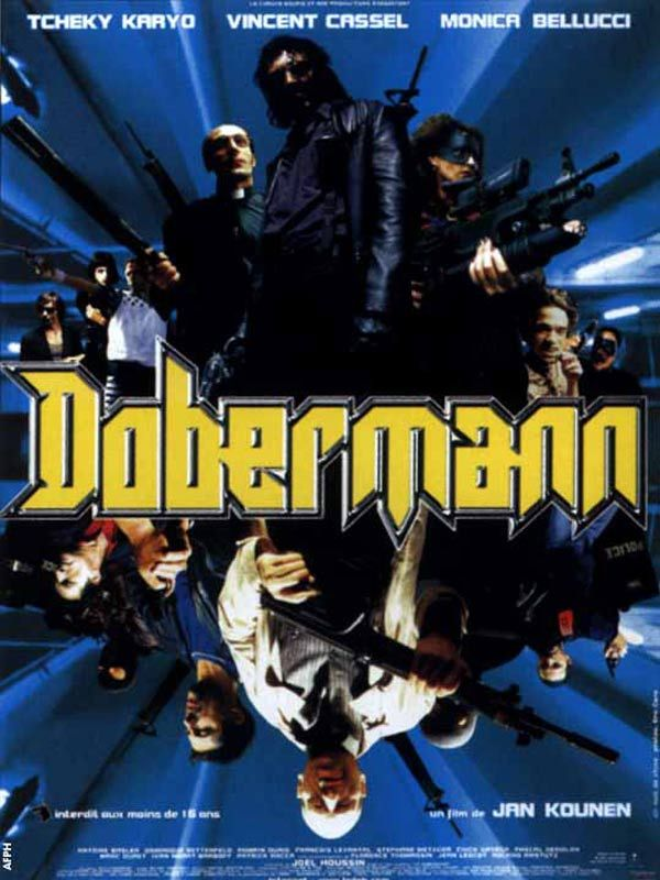 DOBERMANN 1997 truefrench dvdrip XviD AC3 5 1 lanesra13
