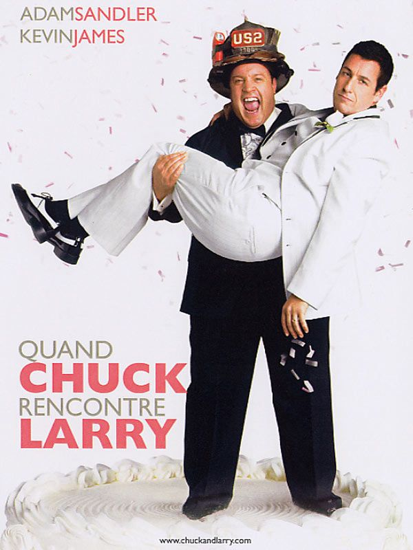 QUAND CHUCK RENCONTRE LARRY 2007  FRENCH DVDRIP X264 AC3 YOW