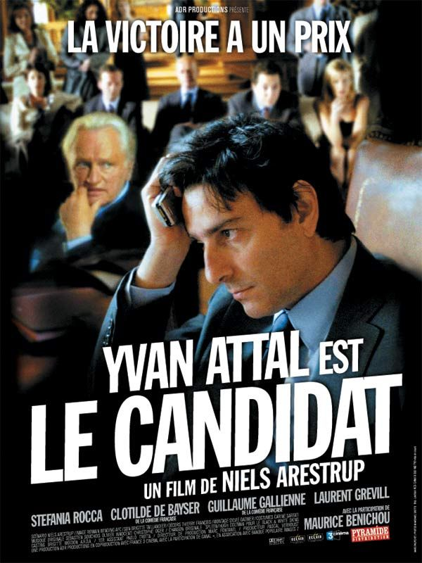Le Candidat 2007 FRENCH DVDRip 6CH x265 HEVC 10Bit
