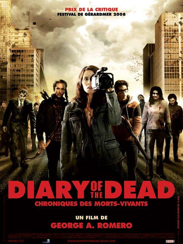 2007 Diary of the dead HDLight 720p MULTI x265 AAC WEBRip