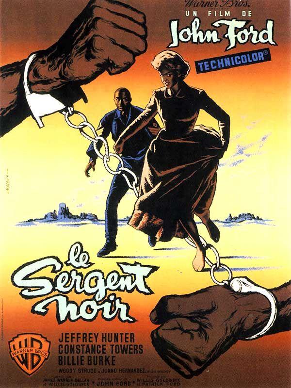 Le Sergent Noir 1960 MULTI DVDRip XviD-TAD™[Sergeant Rutledge]
