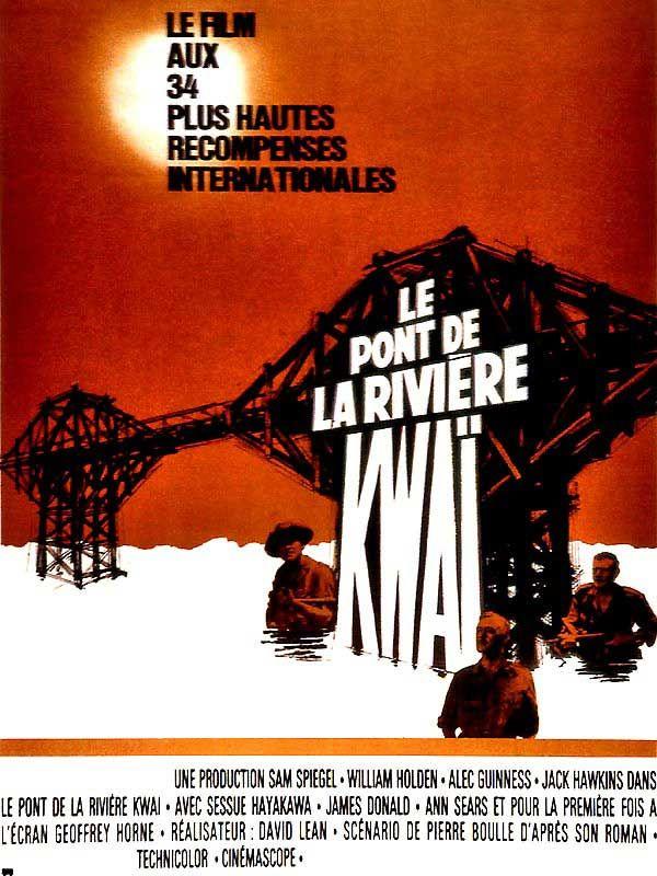 Le pont de la rivière Kwaï (1957) MULTI VFF 2160p 4KLight 10bit Bluray UHD x265 AC3 5 1