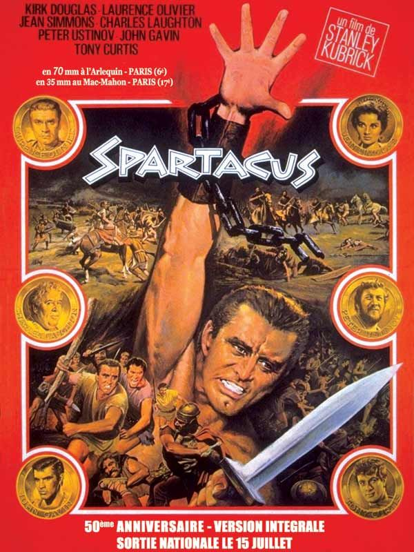 Spartacus 1960 MULTi REMASTERED 1080p BluRay REMUX AVC-NoTag