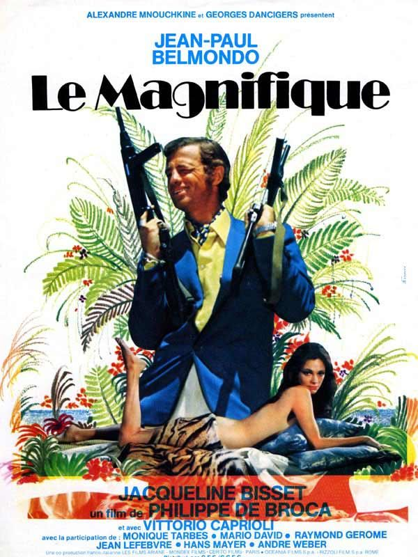 Le Magnifique 1973 French 1080p BluRay Remux AVC DTS HD MA 2 0-HDForever
