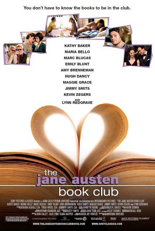 The Jane Austen Book Club (Lettre ouverte à Jane Austen) 2007 MULTI 720p BluRay x264