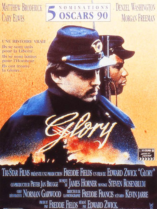 Glory 1989 COMPLETE UHD BLURAY-TERMiNAL