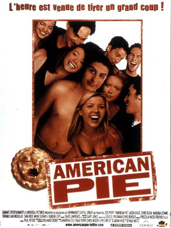 American Pie 1999 Unrated Bluray 1080p Remux AVC VFF VOSTFR DTS-HDMA 5 1 AC3 5 1