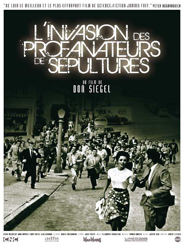 L'Invasion des Profanateurs de Sepultures (Invasion of the Body Snatchers) 1956 MULTi 1080p BluRay x265 AC3-2 0-BLANK-Dread-Team