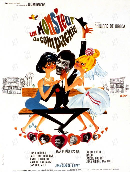 Un Monsieur de Compagnie 1964 French STEN 1080p BluRay Remux DTSHD MA AVC-CorteX