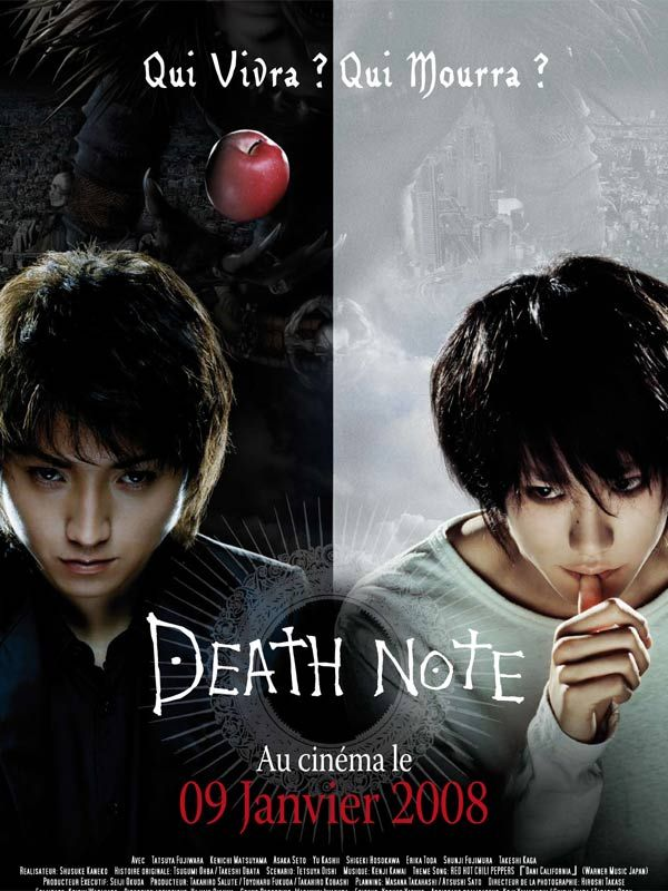 Death Note 2006 MULTI 1080p HDLight x264 AC3-Mjcvcd-Dread-Team