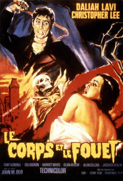 le corp et le fouet 1963 FRENCH ITALY ISO MPEG2 AC3