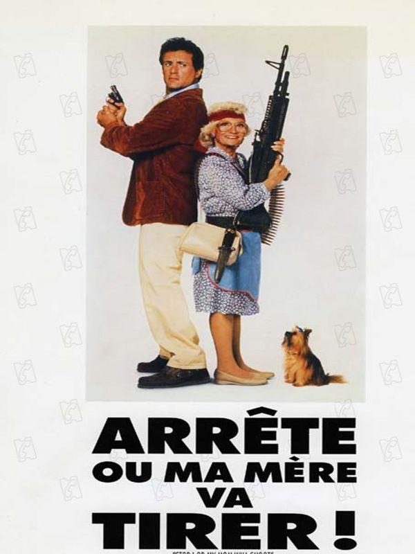 Arrete  Ou  Ma  Mere  Va  Tirer  1992 MP3  TRUEFRENCH  DVDRIP  Xvid