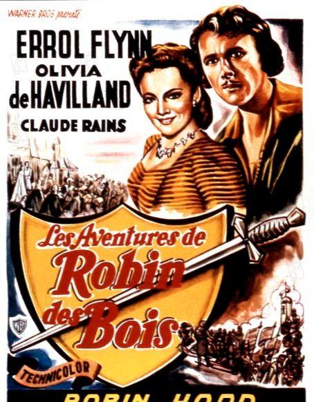 Les aventures de Robin des Bois 1938 vostf dvdrip aac avc garder88