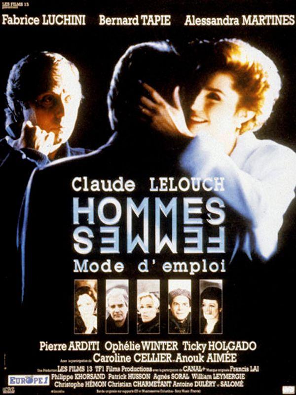 Hommes, femmes, mode d'emploi (1996) [Claude Lelouch] DVDRIP X264 AC3 VF Sxk
