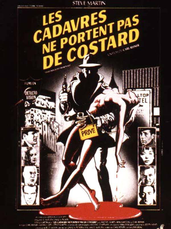 Les Cadavres Ne Portent Pas De Costard (1982) Full DVD ISO   Jaquette - Multi AC3