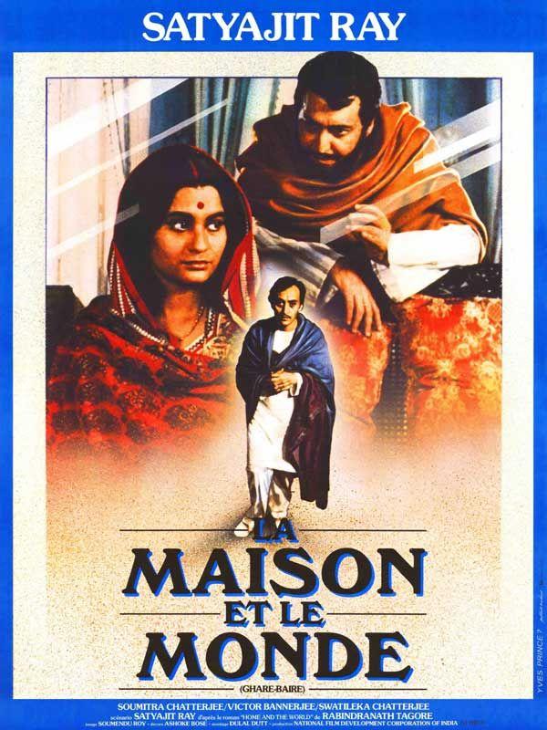 La maison et le Monde (1984) Satyajit Ray DVDRip VOstFr h264 mkv - Zebulon