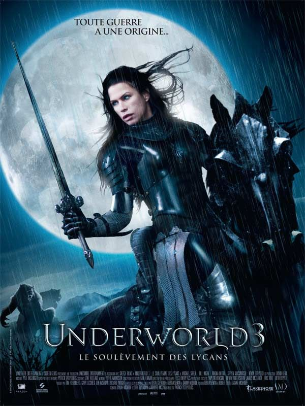 Underworld 3 Rise Of The Lycans 2009 FRENCH BDRIP X264 AC3-UBT