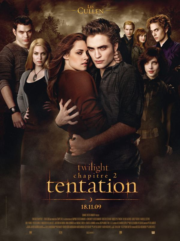 Twilight Chapitre 2 Tentation 2009 MULTi 1080P BluRay x264 mkv
