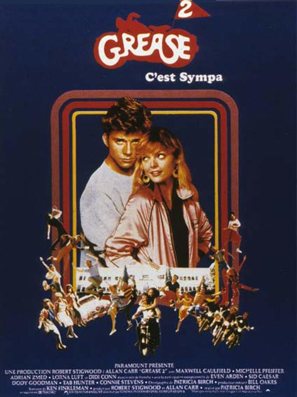 Grease 2 1982 1080p MULTi HDLight x264 AC3