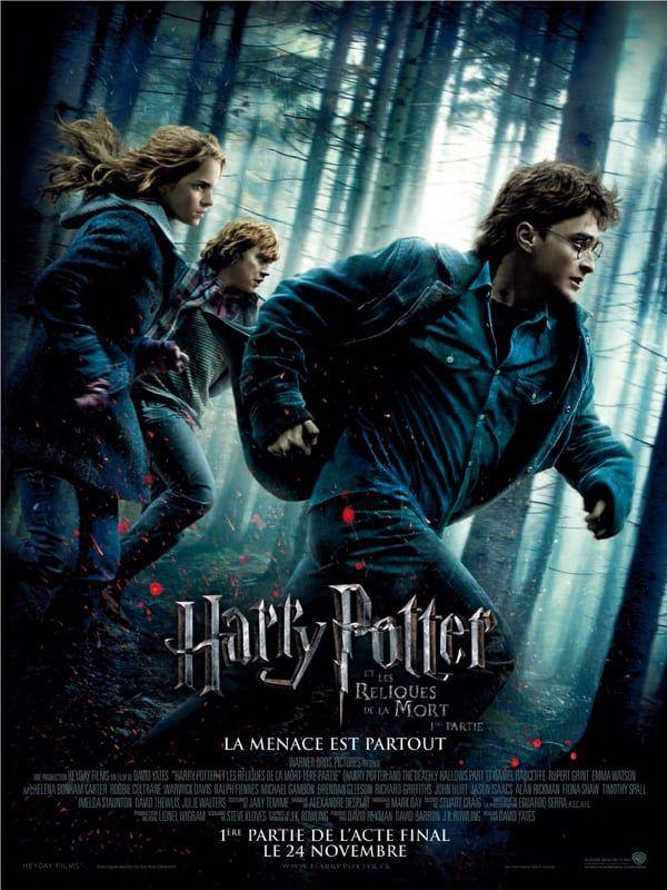 Harry Potter Et Les Reliques De la Mort 1ere Partie 2010 MULTI 1080p BluRay HDLight AC3 x264
