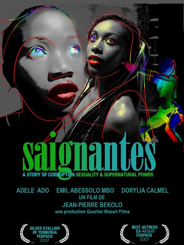 Les saignantes (2007) Jean-Pierre Bekolo DVDRip VOF XVid avi - Zebulon
