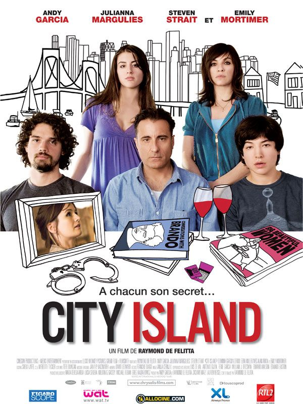 City Island 2008 VF DVDrip MP3 Xvid-NoTag-Dread-Team