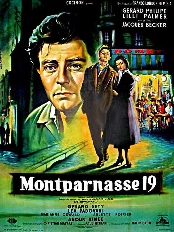 Les amants de Montparnasse 1958 1080p VOF Bluray AC3 x264-FtLi