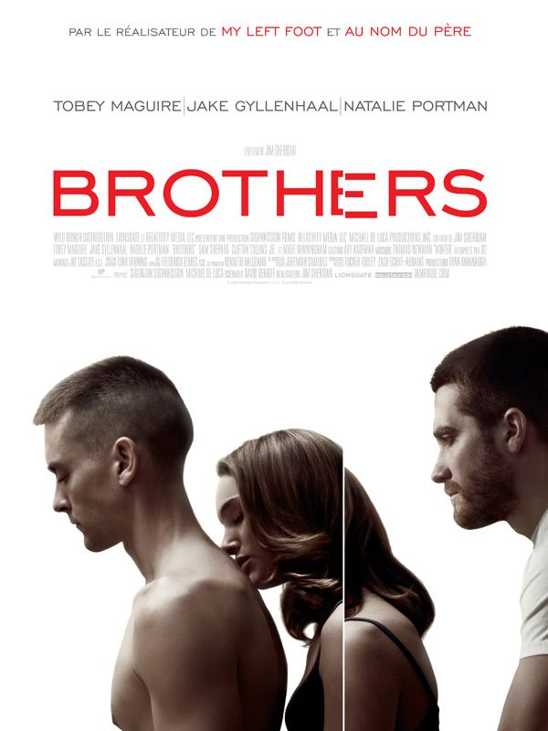 Brothers 2010 Multi VFF Bluray HEVC 1080p DTS-HDMA 5 1 AZAZE