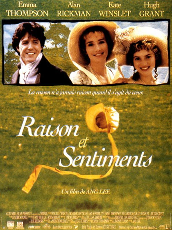 Raison et sentiments (Sense and Sensibility) 1995 FRENCH WEB-DL720p AVC AAC