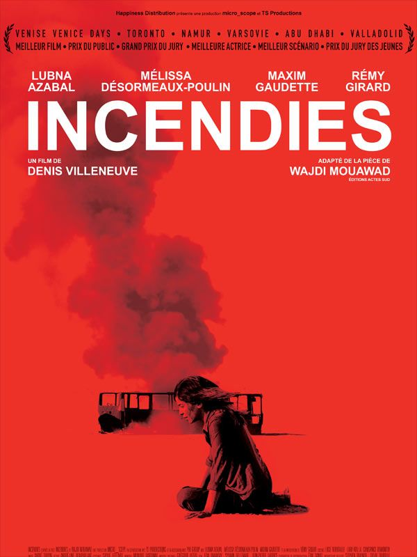 Incendies 2010 FRENCH BluRay 1080p DTS AVC