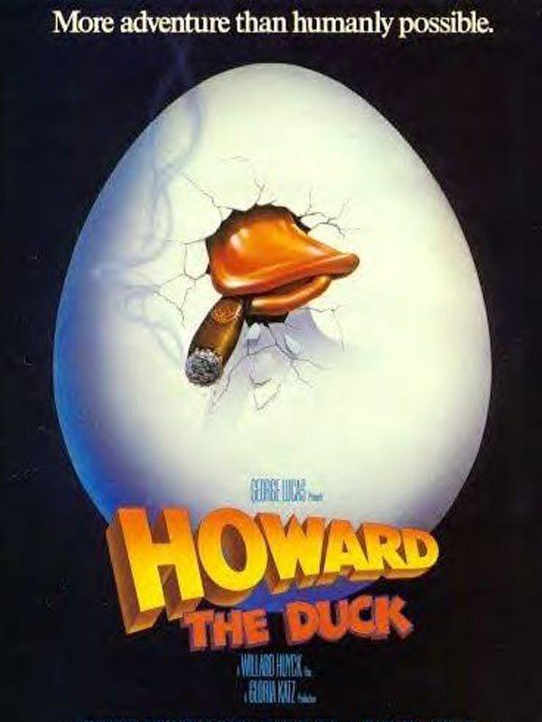 Howard The Duck 1986 TrueFrench DVDRIP AVC AC3