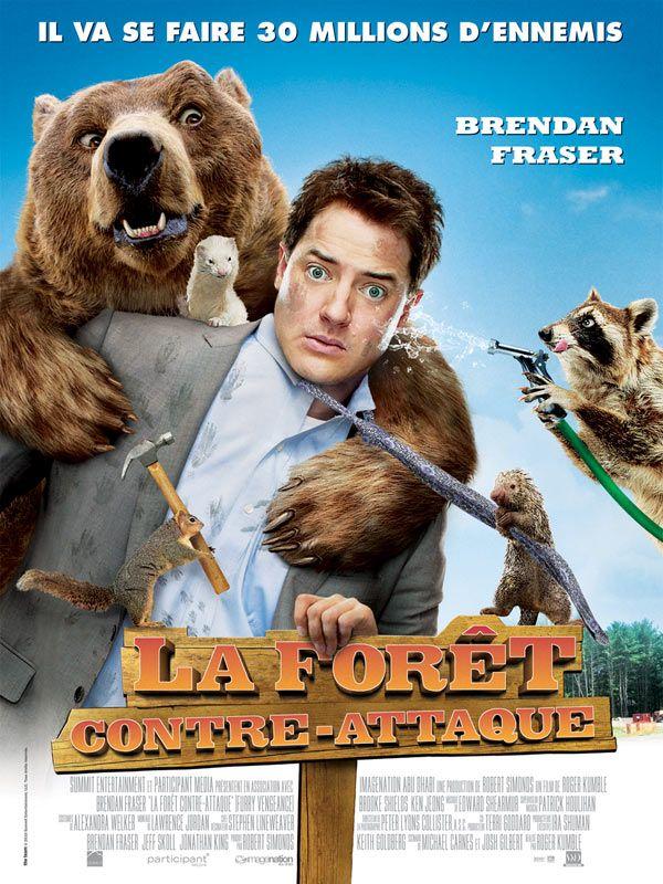 Furry Vengeance 2010 MULTI VFQ 1080p BluRay x264-notag (La Forêt contre-attaque)