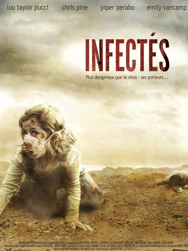 Infectés 2009 MULTI 1080p BLURAY REMUX X264 DTS-NOTAG