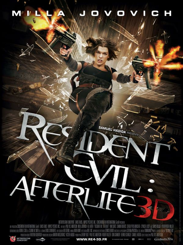 Resident Evil Afterlife 3D 2010 BluRay Remux 3D True French ISO 3D BDR25 MPEG-4 AVC DTS-HD Master FreexOptique
