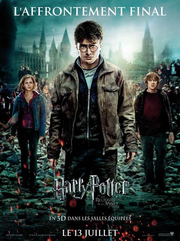 Harry Potter Et Les Reliques De la Mort 2eme Partie 2011 MULTI 1080p BluRay HDLight AC3 x264