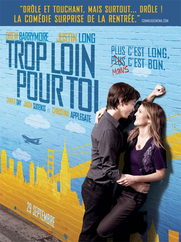 Going The Distance (Trop Loin pour Toi) 2010 FRENCH WEBRiP AVC AAC