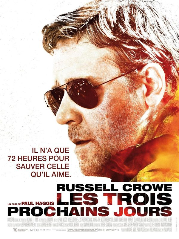 Les Trois Prochains Jours 2010 VFF Bluray 1080p x264 DTS-NoTag