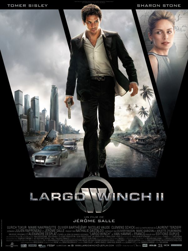 Largo Winch Tome 2 2011 TrueFrench 1080p HDLight-x264 GHT