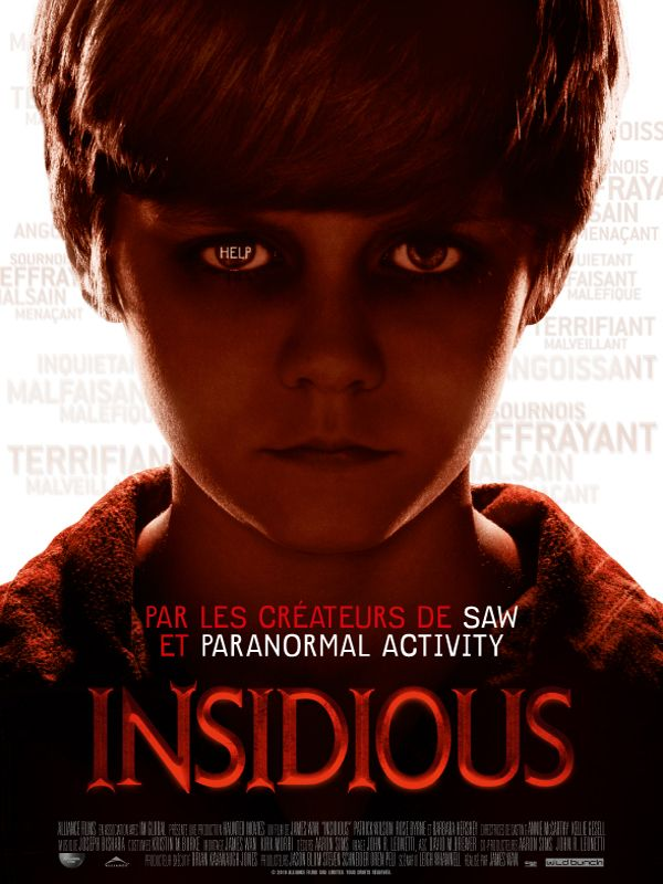 Insidious 2010 Multi Truefrench 1080p Bluray Remux AVC-ONLY