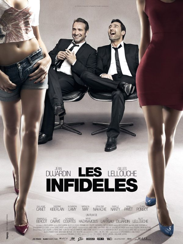 Les Infideles 2012 EXTENDED FRENCH SUBFORCED BRRip x264 AC3-FUNKY