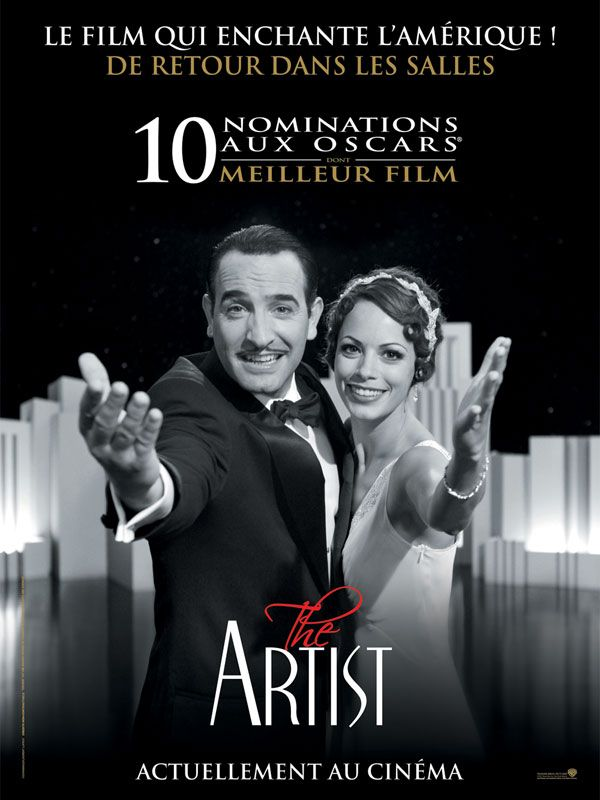 The Artist (2011) Multi TrueFrench 1080p AVC Bluray REMUX DTS-HDMA 5 1 DTS-Merlinou