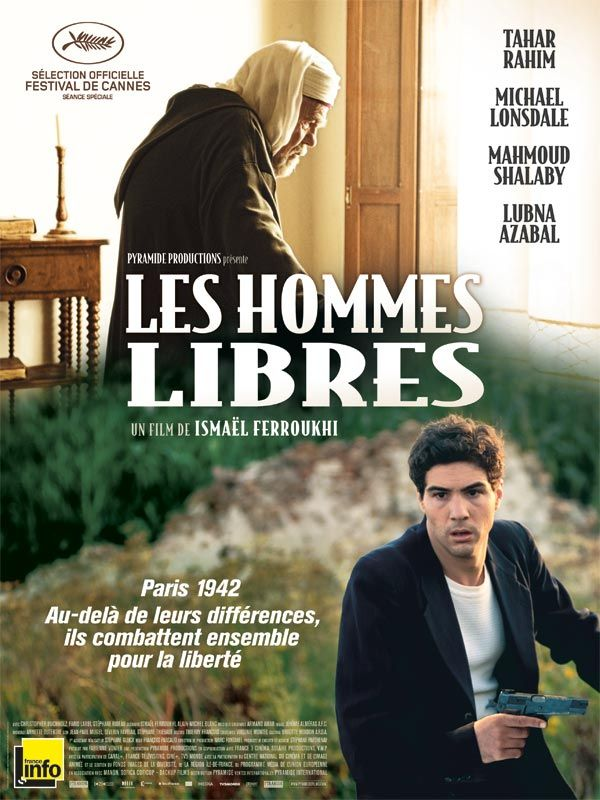 Les Hommes Libres 2011 FRENCH 1080p BluRay x264-ROUGH