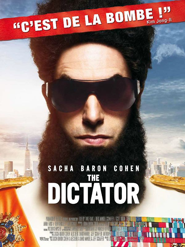 The Dictator 2012 TRUEFRENCH DVDRIP XviD-ArRoWs