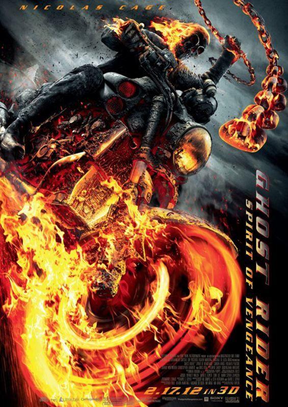 Ghost Rider Spirit Of Vengeance 2011 FRENCH BRRiP XviD AC3-AUTOPSiE