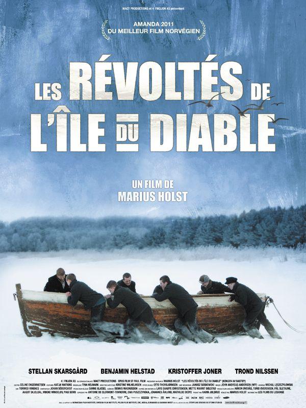 Les Revoltés de l'île du Diable (Kongen av Bastøy) 2010 MULTi-VFF 720p TVrip x264 dRuIdE